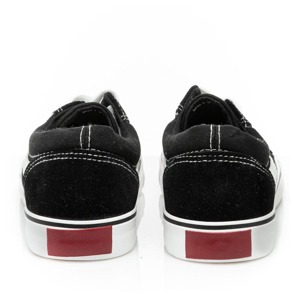 Ανδρικό  πάνινο sneaker κορδόνι  AVENTIS MB123
