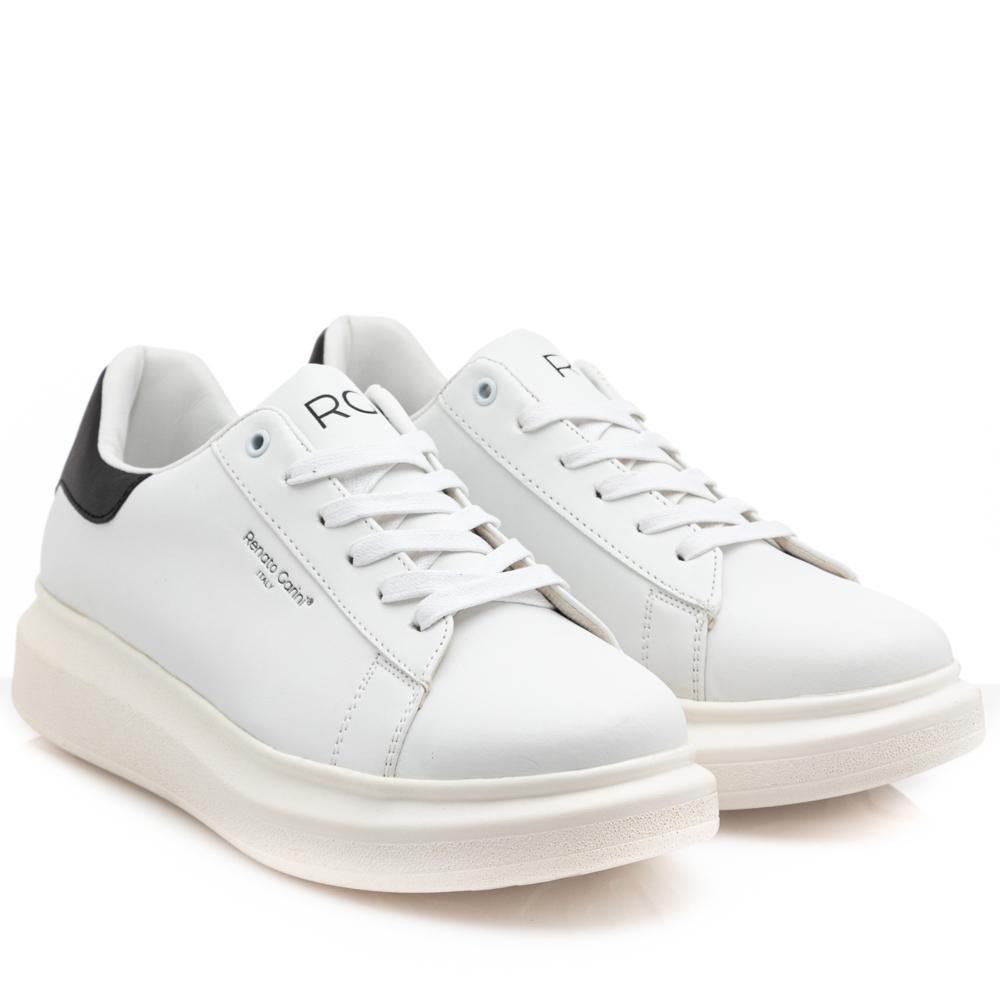 Sneaker Aνδρικό Renato Garini  λευκό Ν57007243483