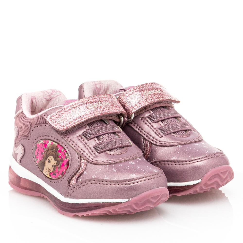 Bebe Κορίτσι Princess Glitter φωτακια  ροζ GEOX  Β1685Β  000ΝF  C8006