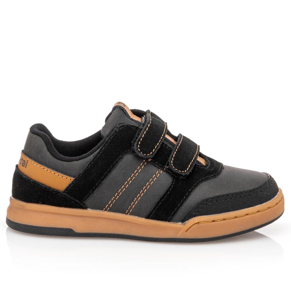 Παιδικό Sneaker με Σκρατς  Αγόρι Μαύρο Mayoral 11-44269-079