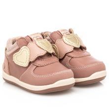 Κορίτσι μποτάκια My First Steps καρδιές Baby 11-42212-051 2