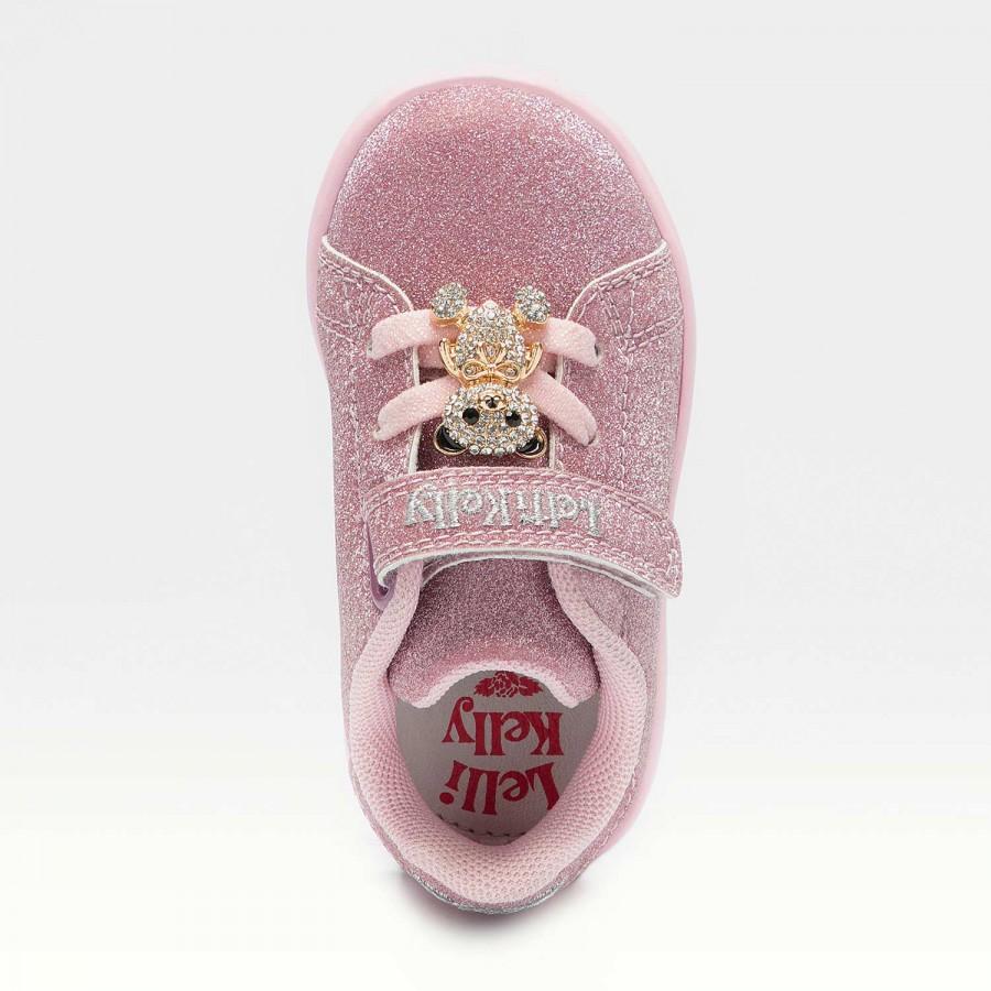 Κορίτσι Sneaker ρόζ Lelli Kelly LK4800