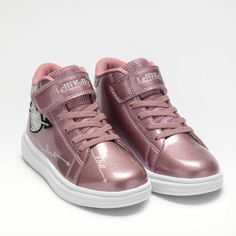 Παιδικό κορίτσι Sneaker ρόζ Lelli Kelly LK4834