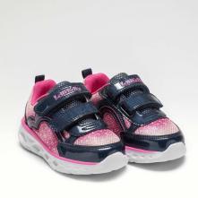 Παιδικό κορίτσι Sneaker φωτάκια μπλέ Lelli Kelly LK4840 2