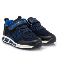 Αγόρι Sneaker μπλέ φωτάκια Bull Boys BB2060 2