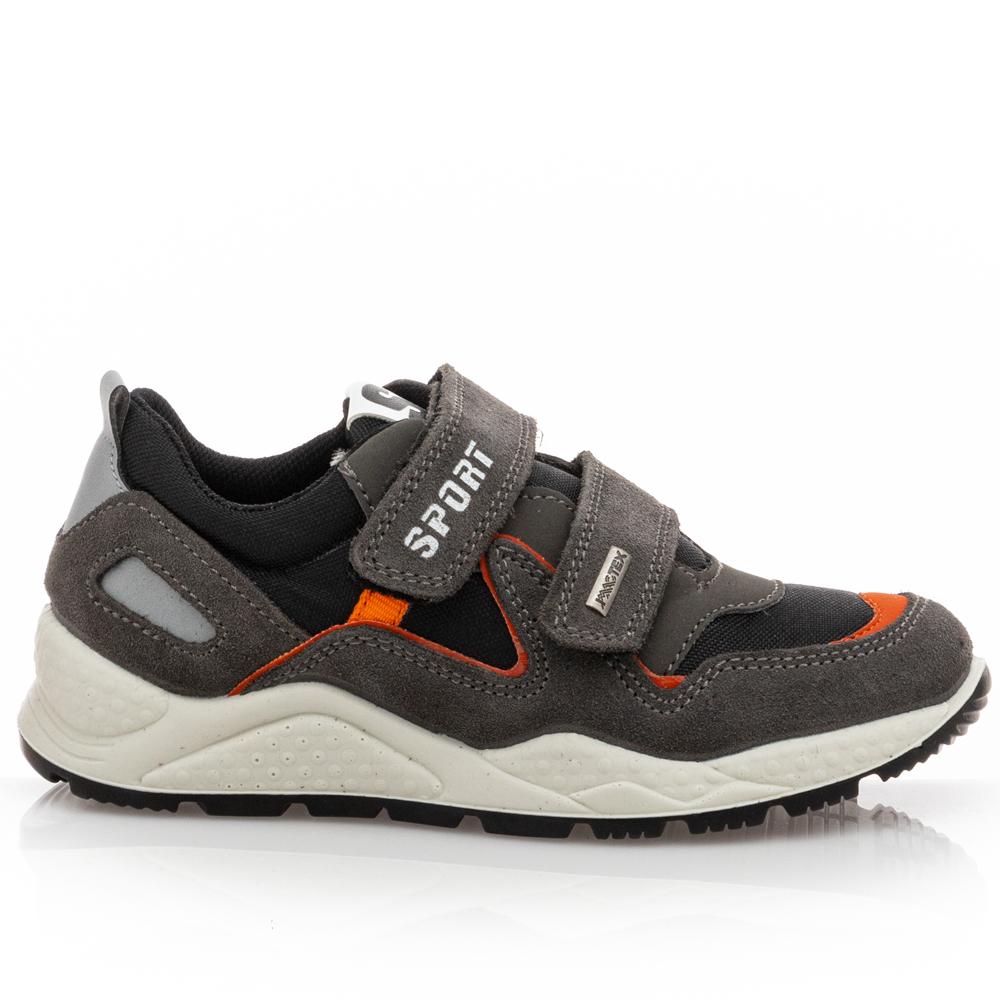 Αγόρι casual sneaker γκρί IMAC 3-524-21821-39