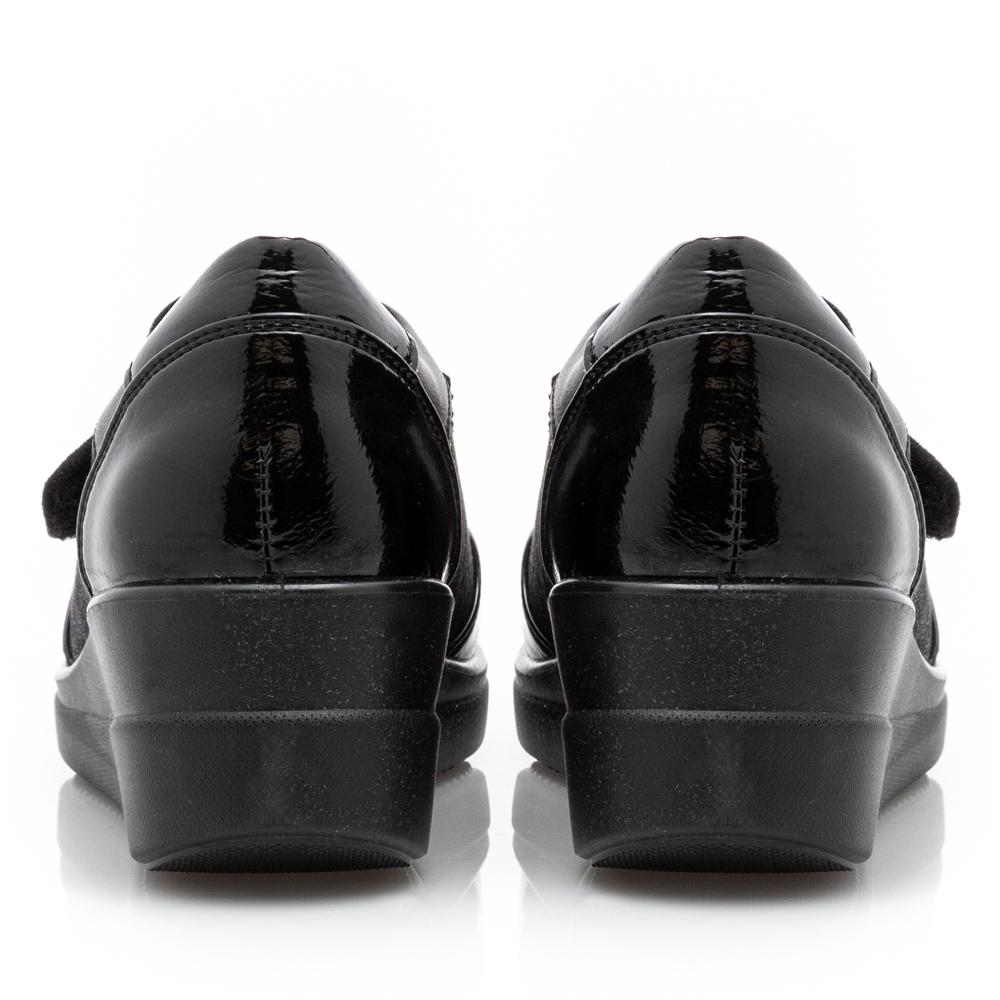 Γυναικείο sneaker μαύρο Antrin ΑΜΙΝΑ-155