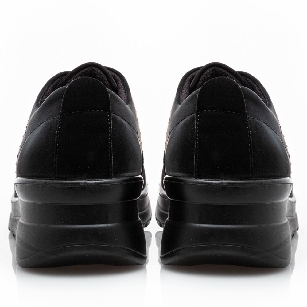 Γυναικείο Sneaker μαύρο Antrin ΕRΑΤΟ-155