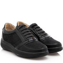 Γυναικείο παπούτσι μαύρο B-Soft 20304 2