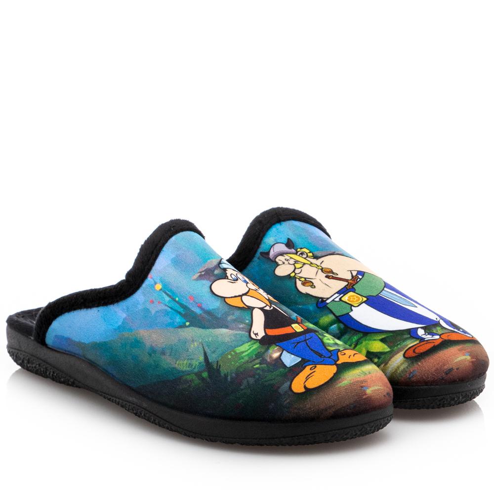 Αγόρι παντόφλα Asterix Adams Shoes 1-624-21708-39