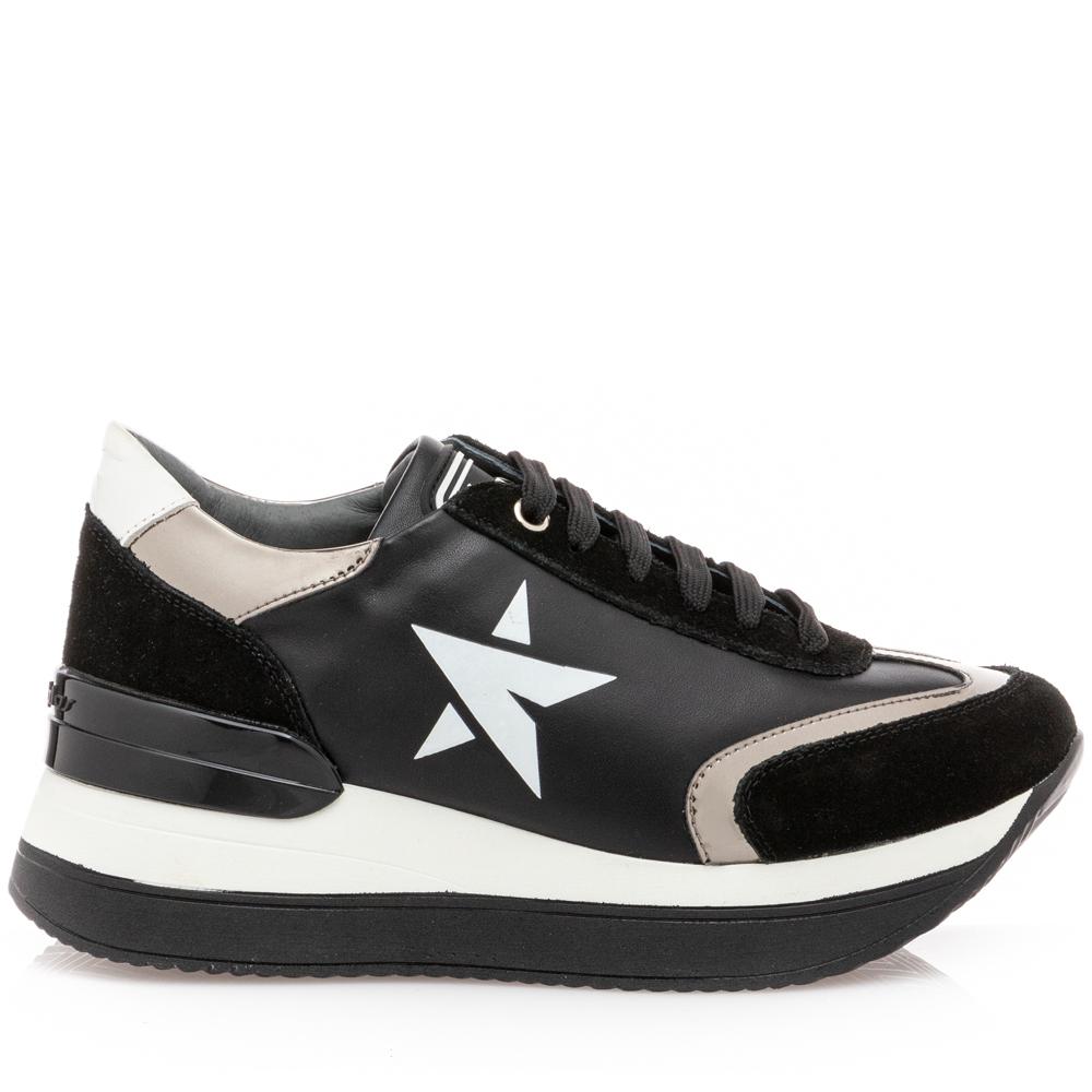 Γυναικείο Sneaker μαύρο Byblos BB-050