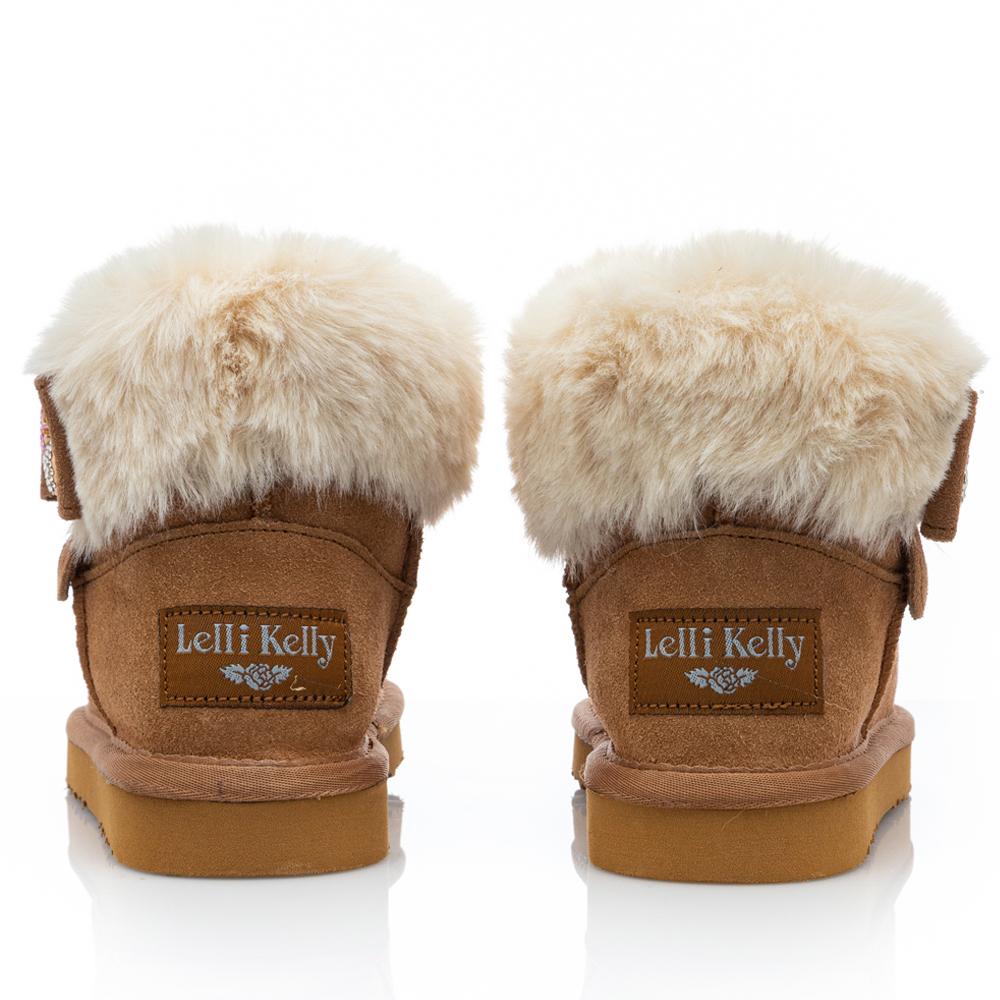 Κορίτσι μποτάκι γούνα Lelli Kelly LK4688