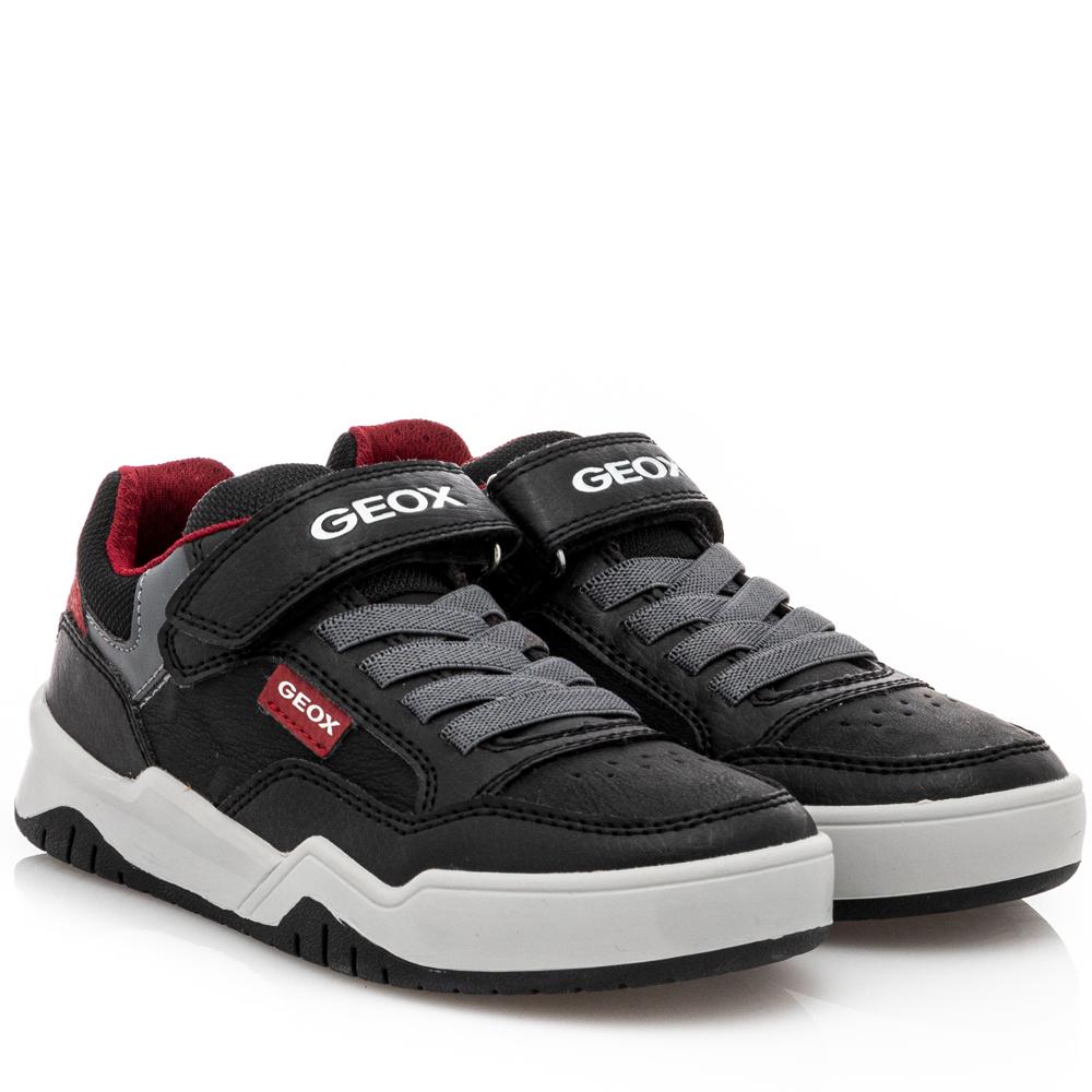 Αγόρι Sneaker μαύρο Geox J167RΒ 0FΕFU C0260