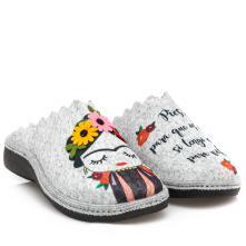Γυναικεία παντόφλα αντομική Adams Shoes 1-754-21511-25 2