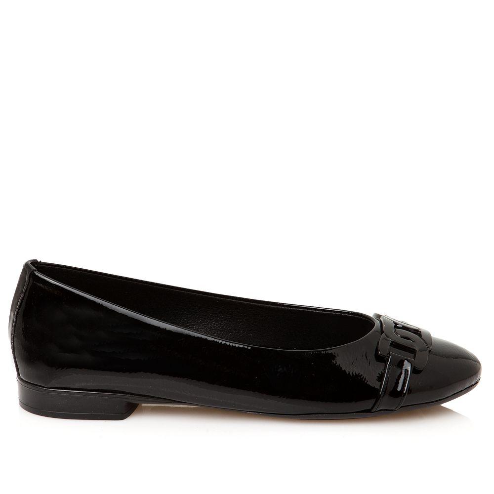 Sante Ballerinas μαύρο μπαλαρίνα 21-501-01
