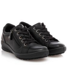 Γυναικείο Sneaker μαύρο IMAC ΙΜΑ/807050 2