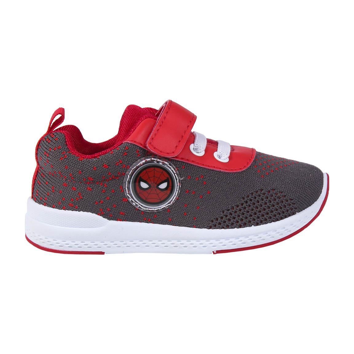 Αγόρι Spiderman Sneaker γκρί 2300004934