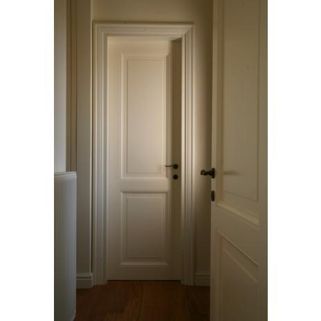Εσωτερική πόρτα κλασική