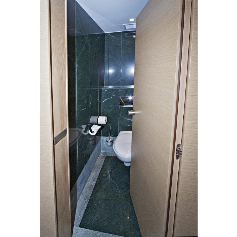 Composition of interior doors