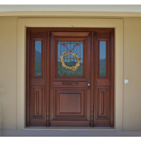 Neoclassical entrance door Κ101_101_101
