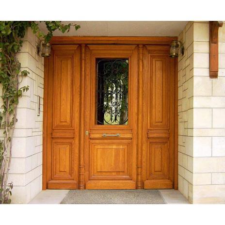 Neoclassical entrance door Κ101_102_102