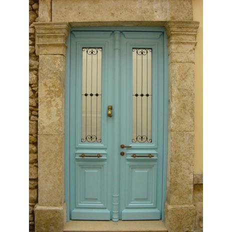 Neoclassical entrance door Κ101_2