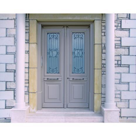 Neoclassical entrance door K101-2ral