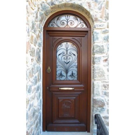 Neoclassical entrance door K101-r3