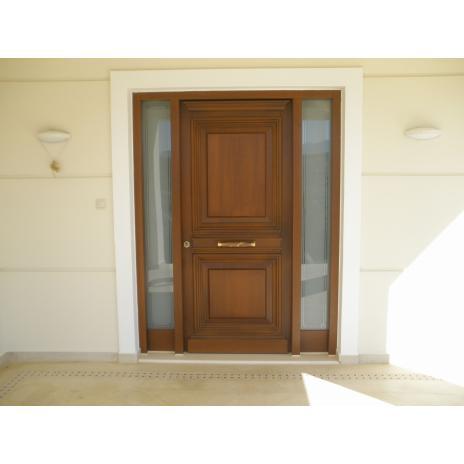 Neoclassical entry door K102-RLK1