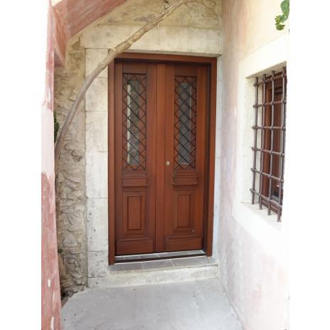 Neoclassical entrance door K105_2