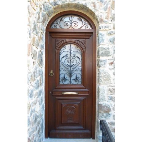 ΚΩΔ 101-r3  Νεοκλασική πόρτα εισόδου