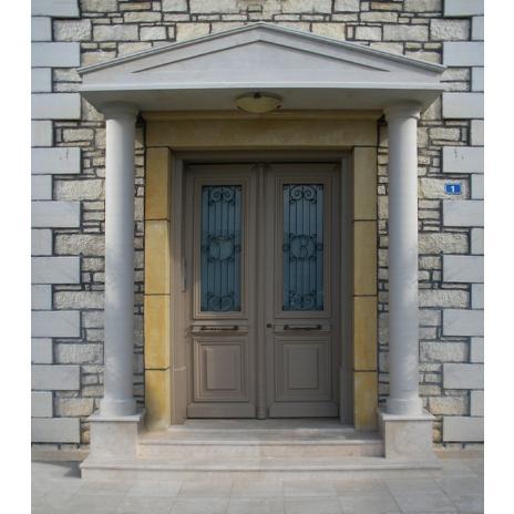 ΚΩΔ 101-2  Νεοκλασική πόρτα εισόδου