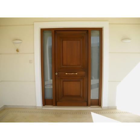ΚΩΔ 102-KLR  Νεοκλασική πόρτα εισόδου