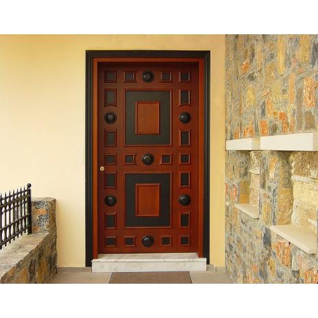 ΚΩΔ 104  Νεοκλασική πόρτα εισόδου