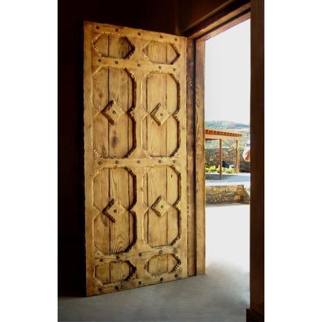 ΚΩΔ 409  Πόρτα εισόδου