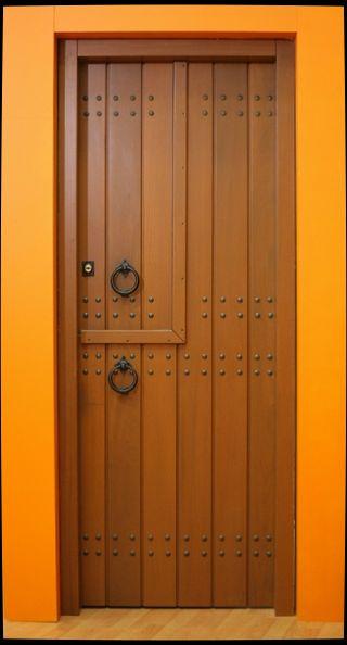 ΚΩΔ 401 Παραδοσιακή πόρτα εισόδου