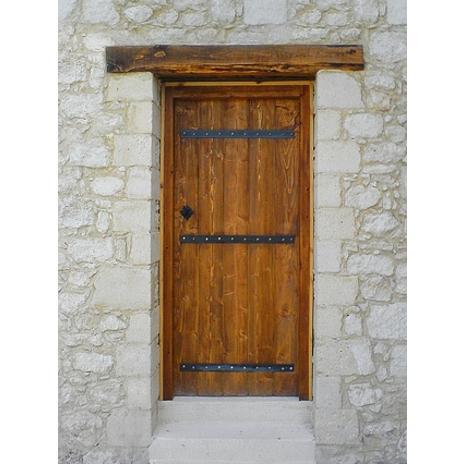 Traditional entrance door K402.Su