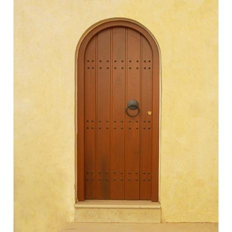 ΚΩΔ 402-r1  Παραδοσιακή πόρτα εισόδου