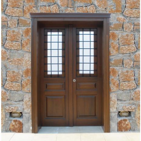Traditional entrance door K304_2
