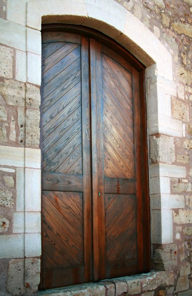 Παραδοσιακή πόρτα εισόδου Κ407_r1_2