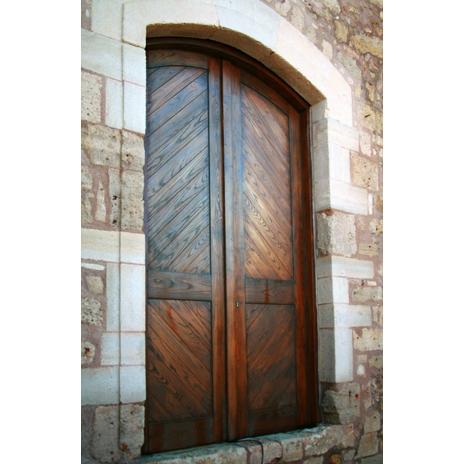 Traditional entrance door K407_r1_2