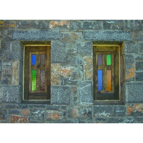 Παλαιωμένα παράθυρα από ξυλεία Δρυς
