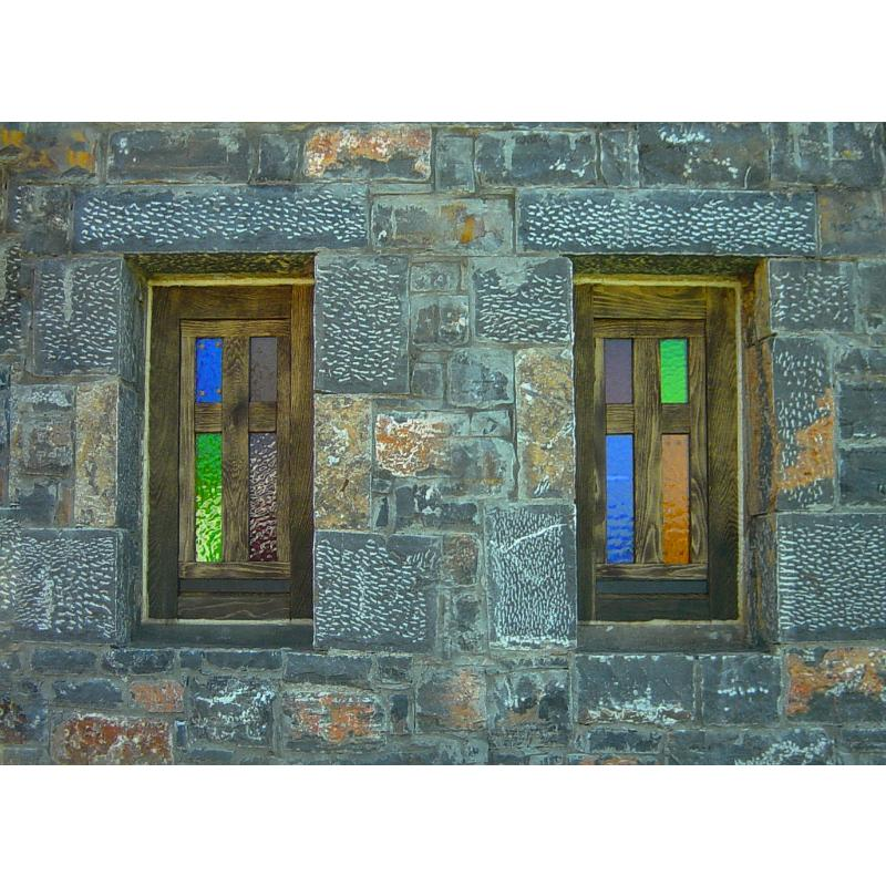 Ecclesiastical window
