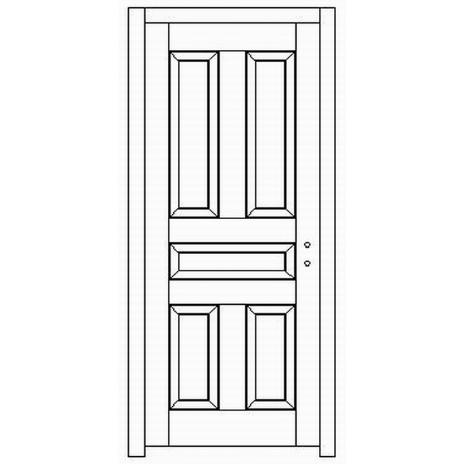 Πόρτα εισόδου Κ502