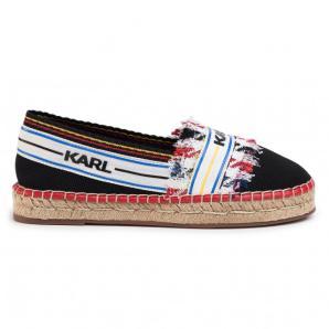 Karl Lagerfeld Kamini patchwork slip