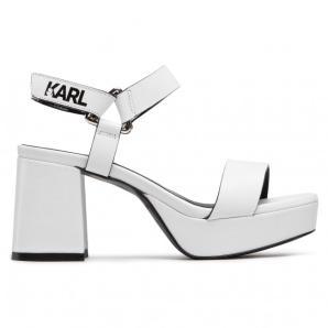KARL LAGERFELD karl ankle strap KL33010
