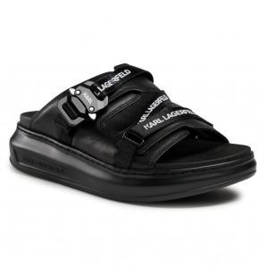 KARL KAGERFELD web strap sandals KL62513