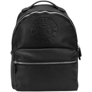 DSQUARED2 LEATHER BACKPACK BPM0003