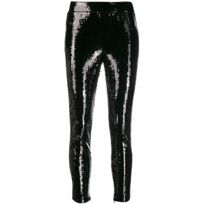 MICHAEL KORS Sequined Leggings MF93HB45DZ