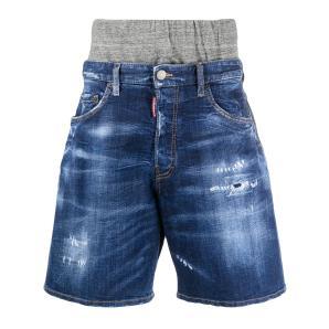DSQUARED2 techno t/pack shorts S74MU0634